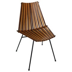 Dutch Modernist Chair by Dirk van Sliedregt for Rohé Noordwolde, 1960s