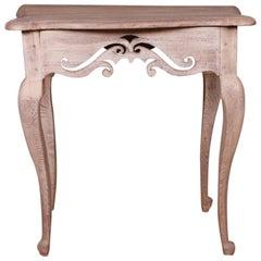 Dutch Oak Side Table