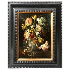 Dutch Old Master Still Life of Tulips