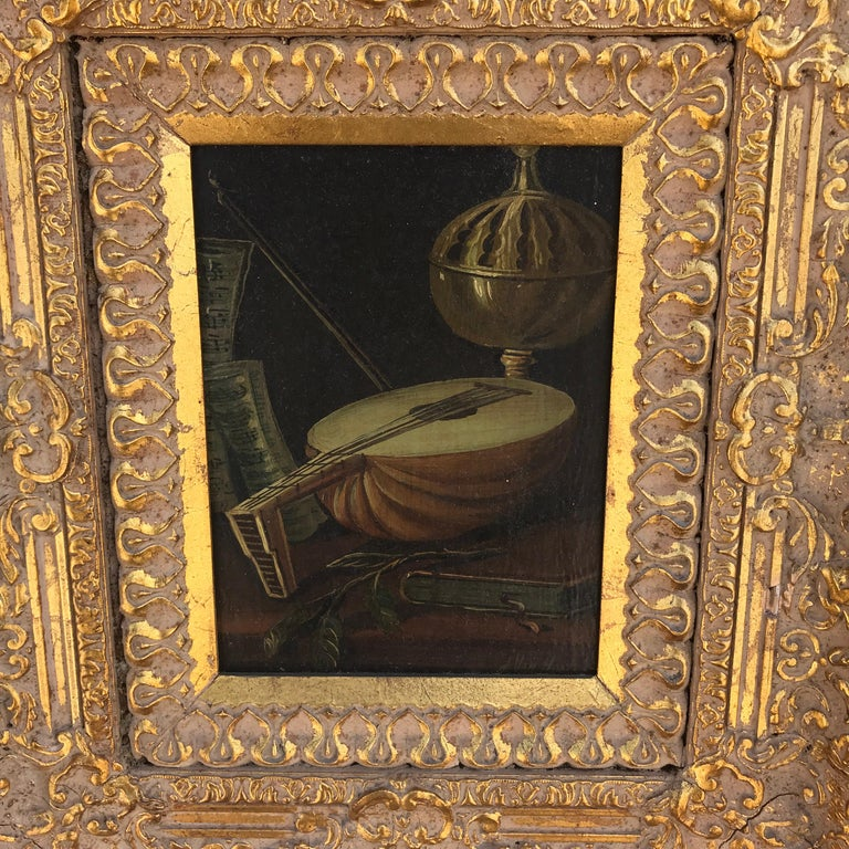 Dutch Old Master Still Life Signed J. van Hoot For Sale 1