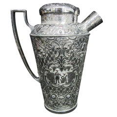 Dutch Silver, Ewer or Jug