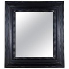 Dutch Style Frame, Ebony, Wood, 19th Century
