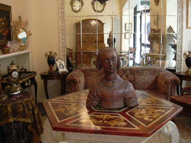 Italian Dutch Table, Italy, 20th Century For Sale