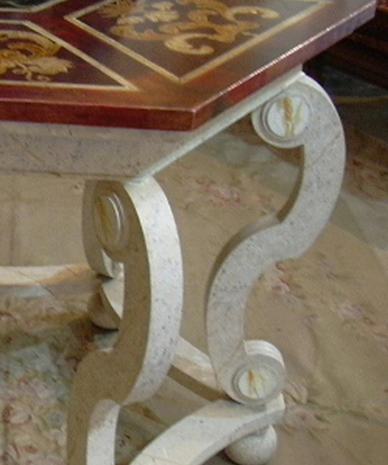 Dutch Table, Italy, 20th Century In Good Condition For Sale In Lentate sul Seveso (Mb), IT