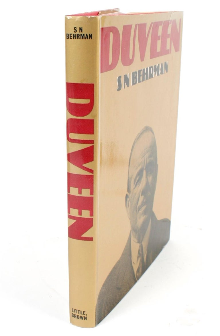 Duveen by S. N. Behrman, First Edition For Sale 12