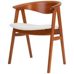 DUX Edition Compass Chair by Erik Kirkegaard for Høng Stolefabrik