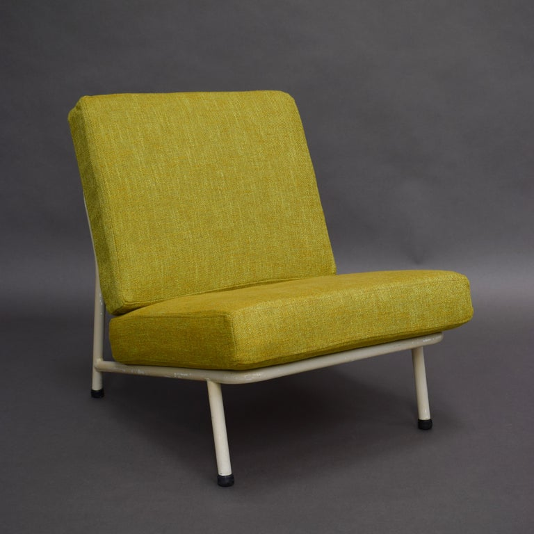 Swedish Dux Lounge Chair by Alf Svensson, Sweden, circa 1950 For Sale