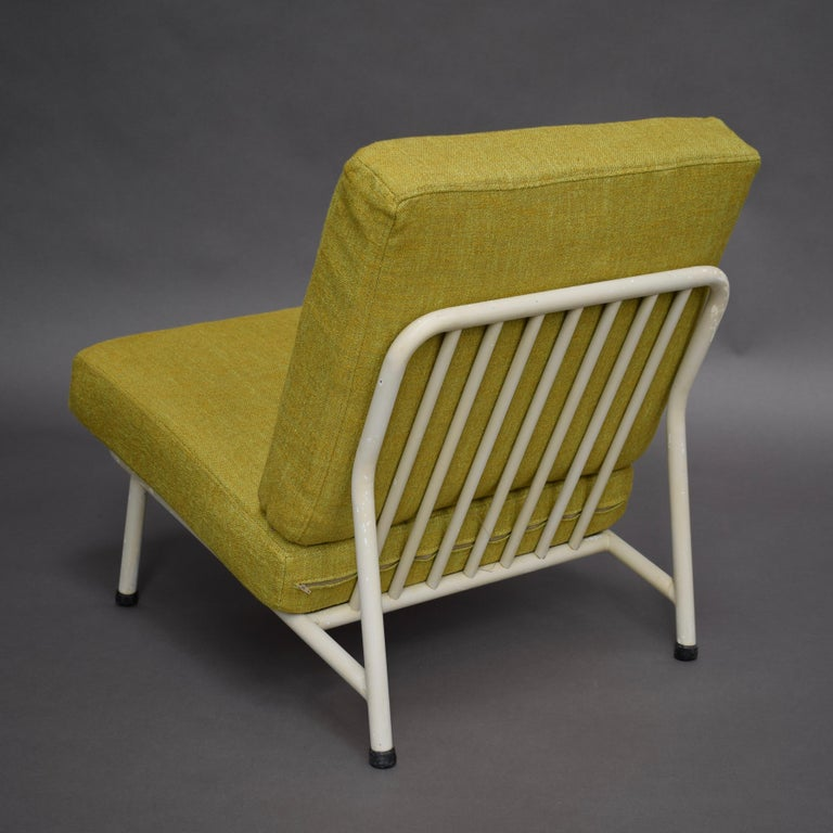 Dux Lounge Chair by Alf Svensson, Sweden, circa 1950 In Good Condition For Sale In Pijnacker, Zuid-Holland