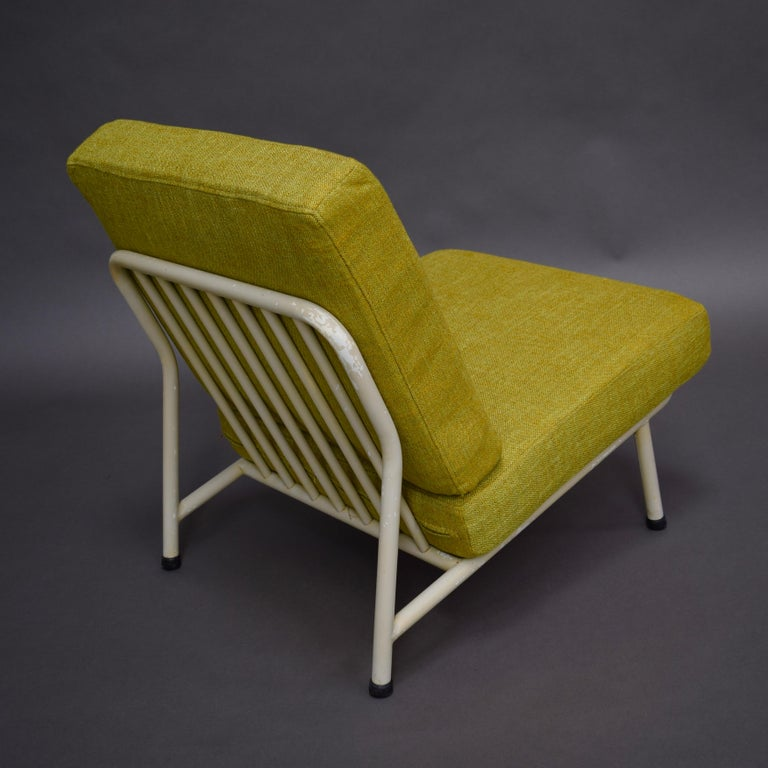 Mid-20th Century Dux Lounge Chair by Alf Svensson, Sweden, circa 1950 For Sale