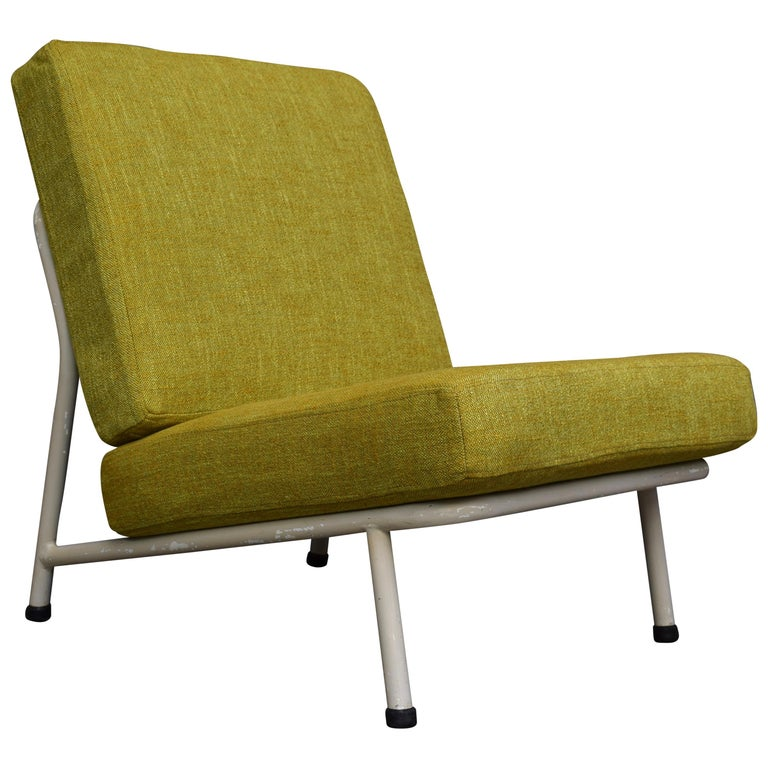 Dux Lounge Chair by Alf Svensson, Sweden, circa 1950 For Sale