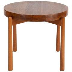 DUX Solid Teak Side Table