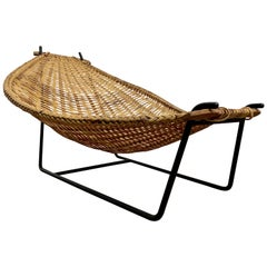 """Duyan"" Lounge Chair by John Risley"