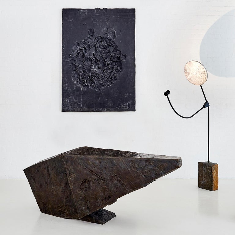 Dylan Lewis, Bronze Console 2