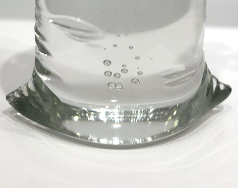 Water Bag 12 - Unique Glass Sculpture For Sale 7