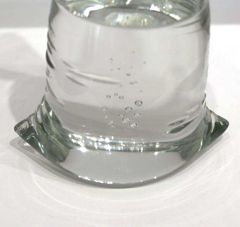 Water Bag 12 - Unique Glass Sculpture For Sale 3