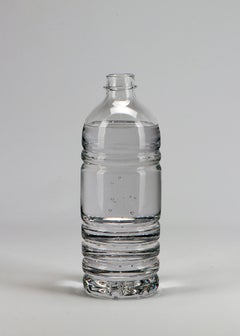 Glass Water Bottle #1