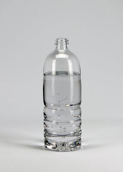 Glass Water Bottle #2