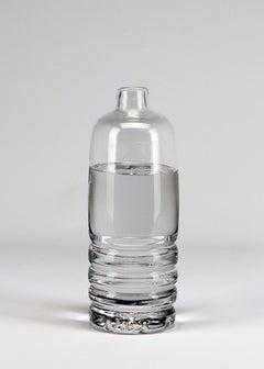 Glass Water Bottle #3