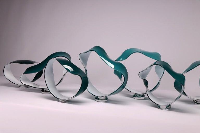 Surge - Sculpture by Dylan Martinez
