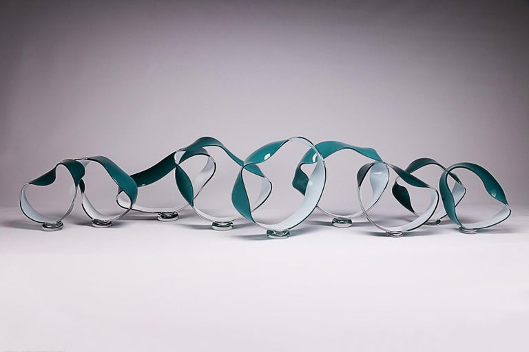 Dylan Martinez Abstract Sculpture - Surge