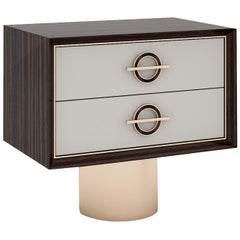 Dylan Nightstand by Giannella Ventura
