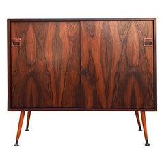 Dyrlund Danish Sideboard Brazilian Rosewood, Mid-Century Modern