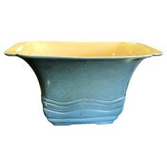 E A Batchelder California Pasadena Ceramic Glazed Pottery Bowl, circa 1930s