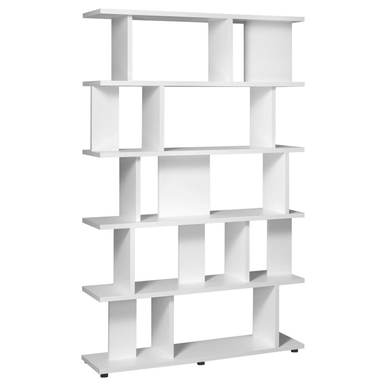 For Sale: White (Signal White Powder Coat) e15 Arie Shelf by Arik Levy