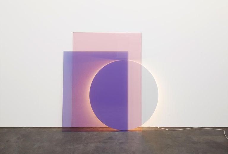 Modern e15 Color Floor Light by Daniel Rybakken and Andreas Engesvik For Sale