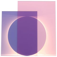 e15 Colour Floor Light by Daniel Rybakken and Andreas Engesvik