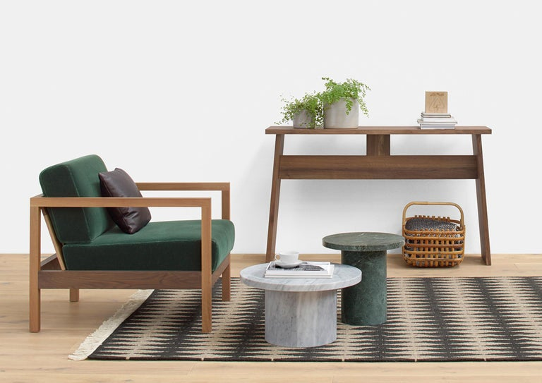 German e15 Enoki Migoto Side Table by Philipp Mainzer For Sale