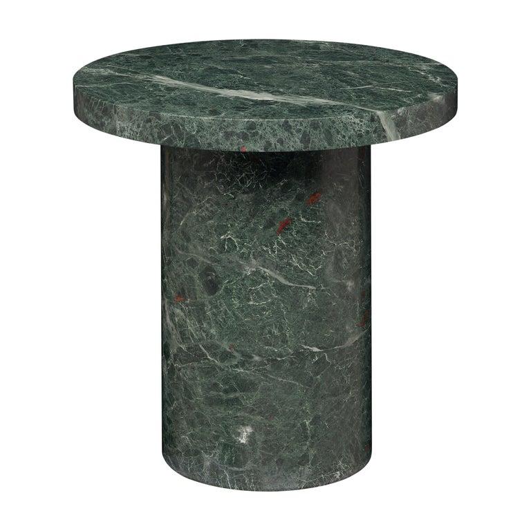 For Sale: Green (Green Vaneeka) e15 Enoki Migoto Side Table by Philipp Mainzer