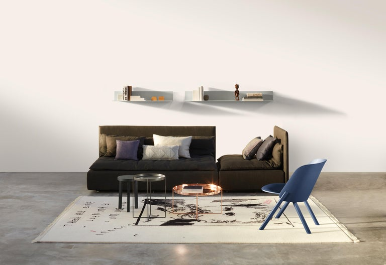 e15 Habibi Short Side Table by Philipp Mainzer For Sale 1