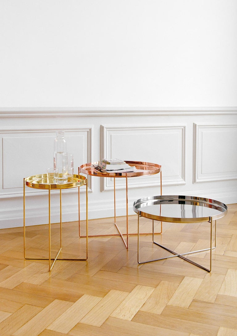 e15 Habibi Short Side Table by Philipp Mainzer For Sale 2