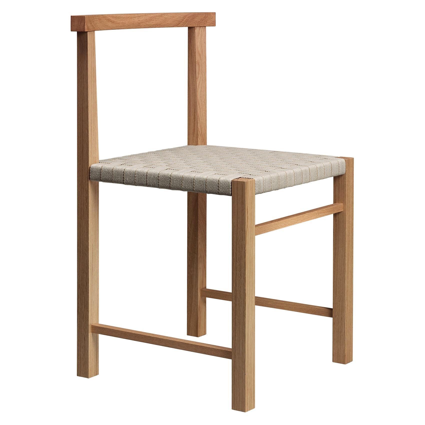 e15 Karnak Chair with European Oak Base by Ferdinand Kramer