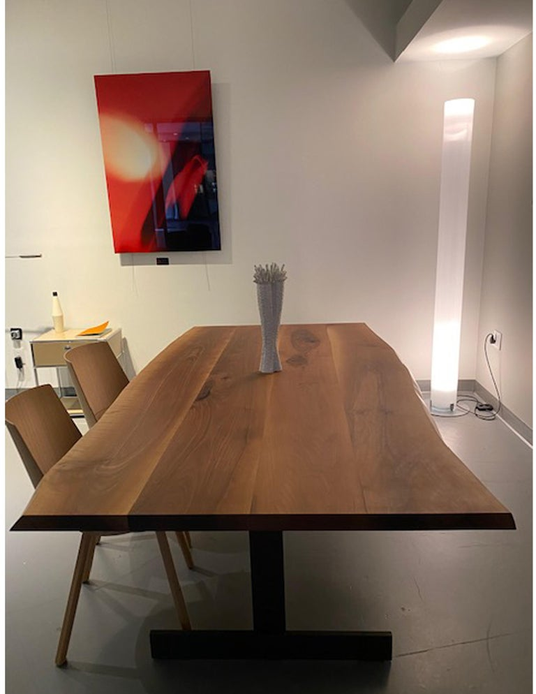 Contemporary E15 Kazimir Walnut Table by Philipp Mainzer For Sale