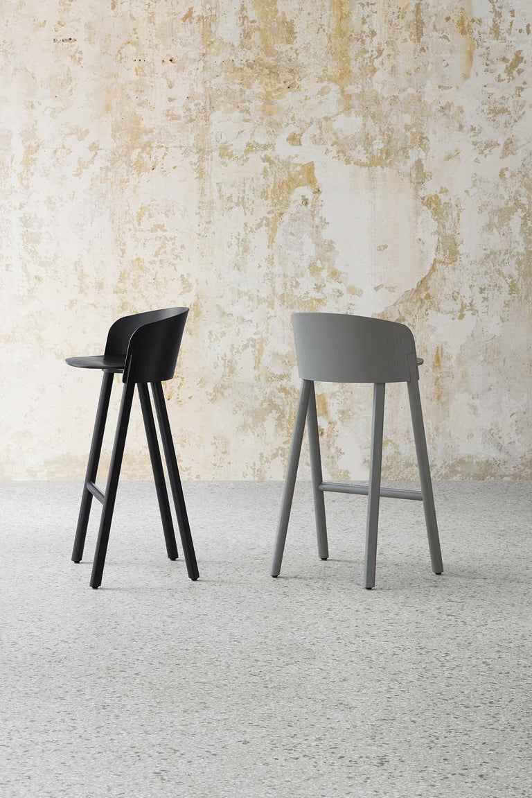 e15 Other Stool by Stefan Diez In New Condition For Sale In New York, NY