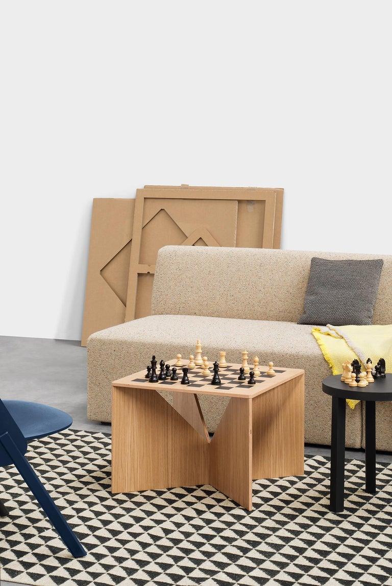 Modern e15 Selected Calvert Chess Coffee Table by Ferdinand Kramer For Sale