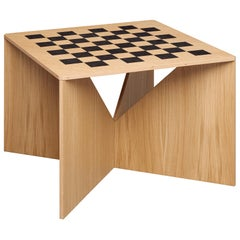 e15 Selected Calvert Chess Coffee Table by Ferdinand Kramer
