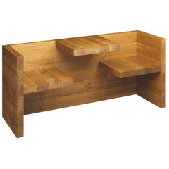 e15 Tafel Table Bench by Hans De Pelsmacker
