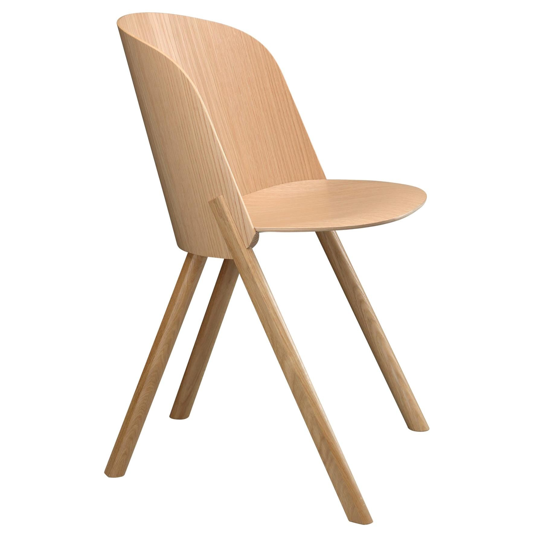 e15 This Side Chair by Stefan Diez