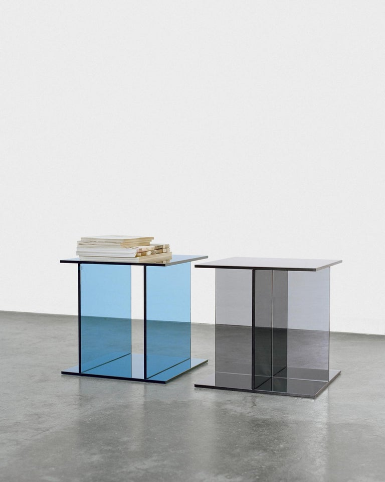 German e15 Vier Side Table by Philipp Mainzer For Sale