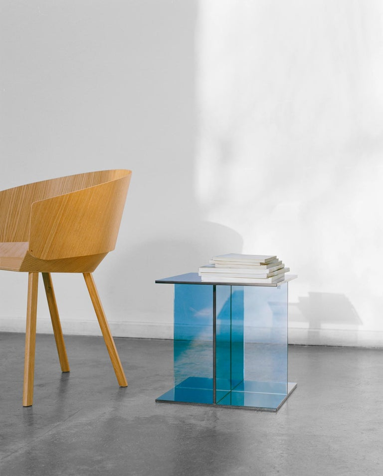 Contemporary e15 Vier Side Table by Philipp Mainzer For Sale