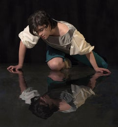 Ode to Caravaggio's Narcissus