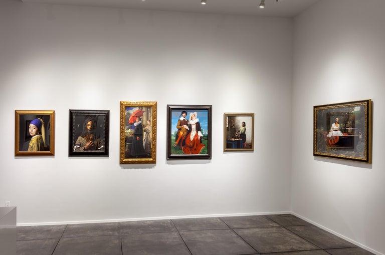 Ode to Frida Kahlo's The Broken Column - Contemporary Photograph by E2 - Kleinveld & Julien