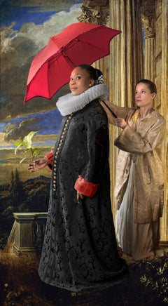 Ode to van Dyck's Grimaldi