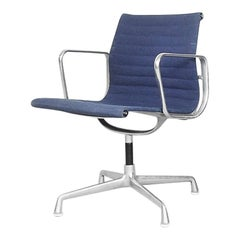 EA 108 Office Aluminum Chair by Charles & Ray Eames for Herman Miller, 1960s