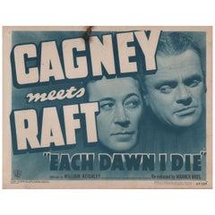 Each Dawn I Die R1947 U.S. Title Card
