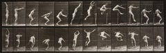 Animal Locomotion: Plate 161 (Man Leaping), 1887