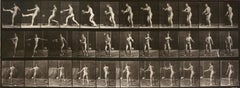 Animal Locomotion: Plate 301 (Nude Man Kicking Ball)